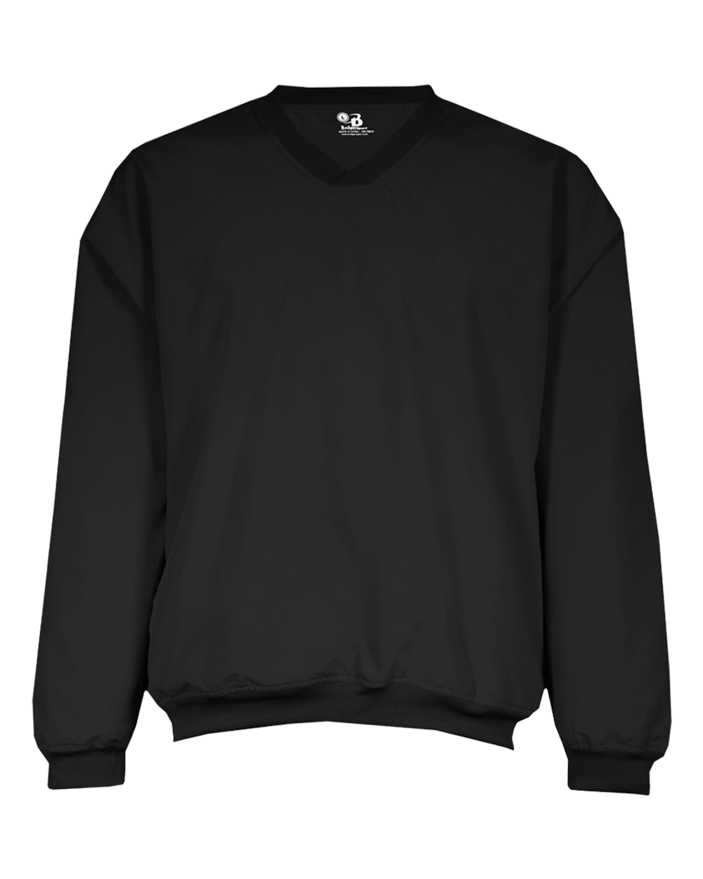 Microfiber Windshirt - Black