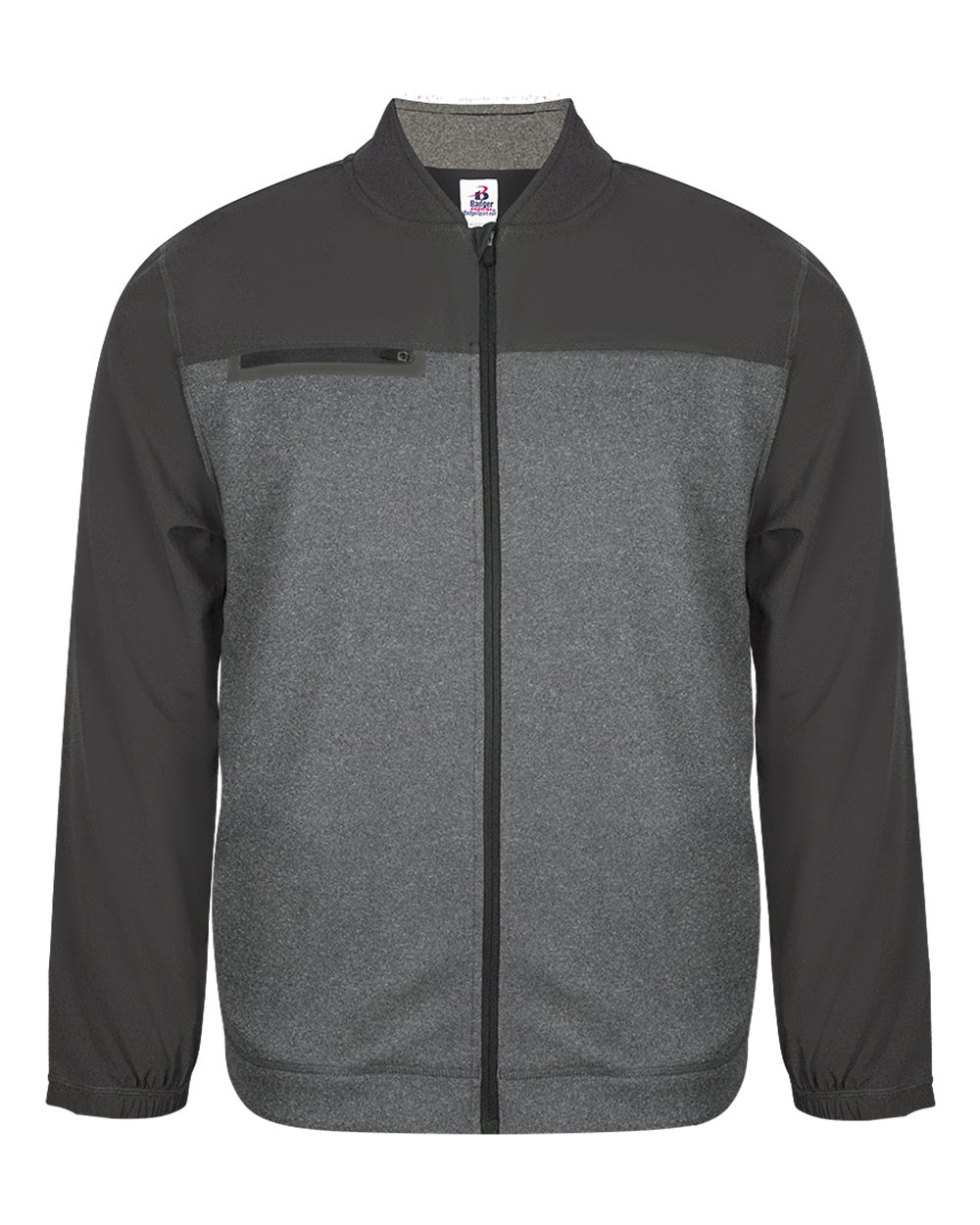Victory Jacket - Steel Heather/Graphite