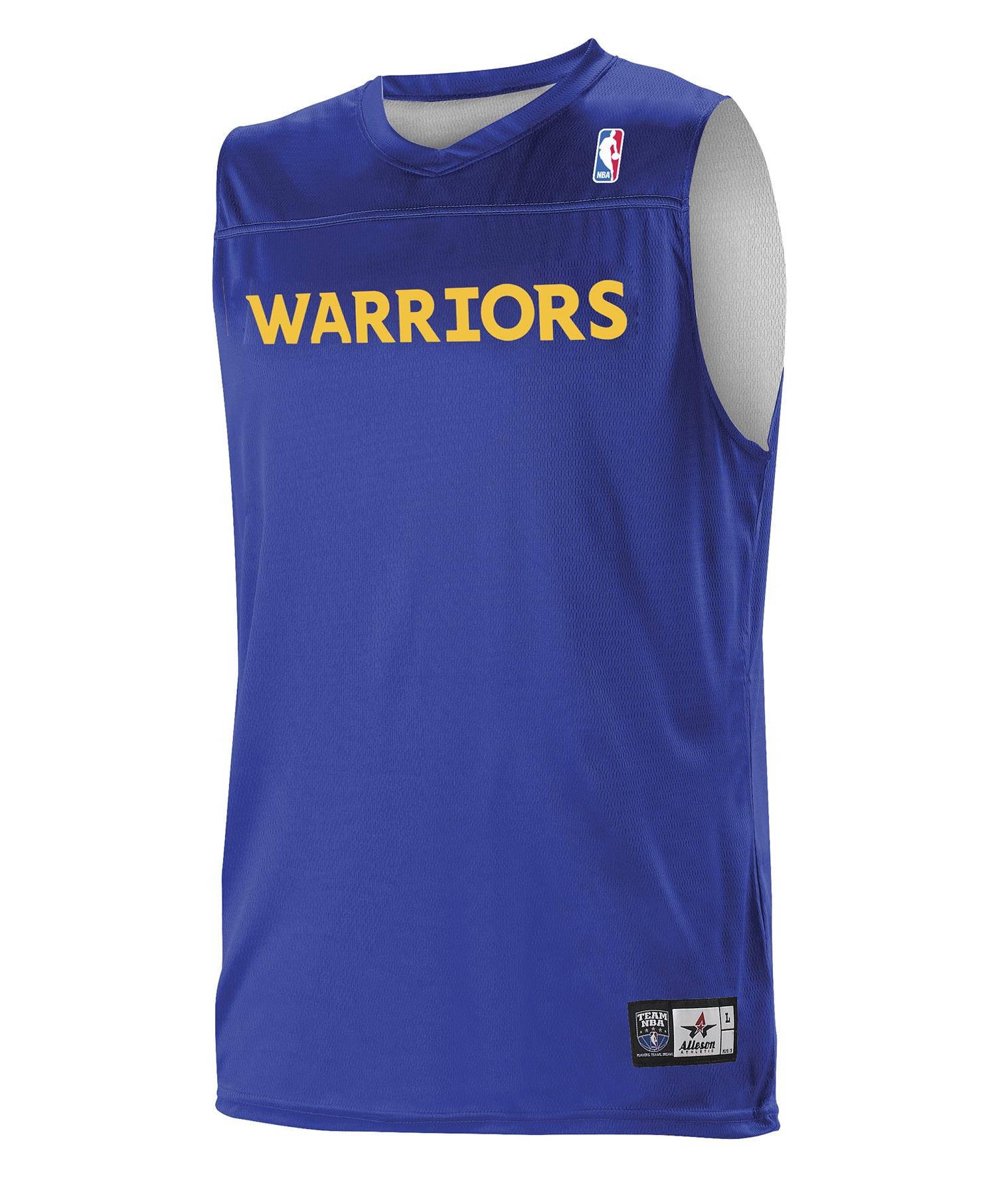Download Customize Youth NBA Reversible Jersey - Royal/ White ...