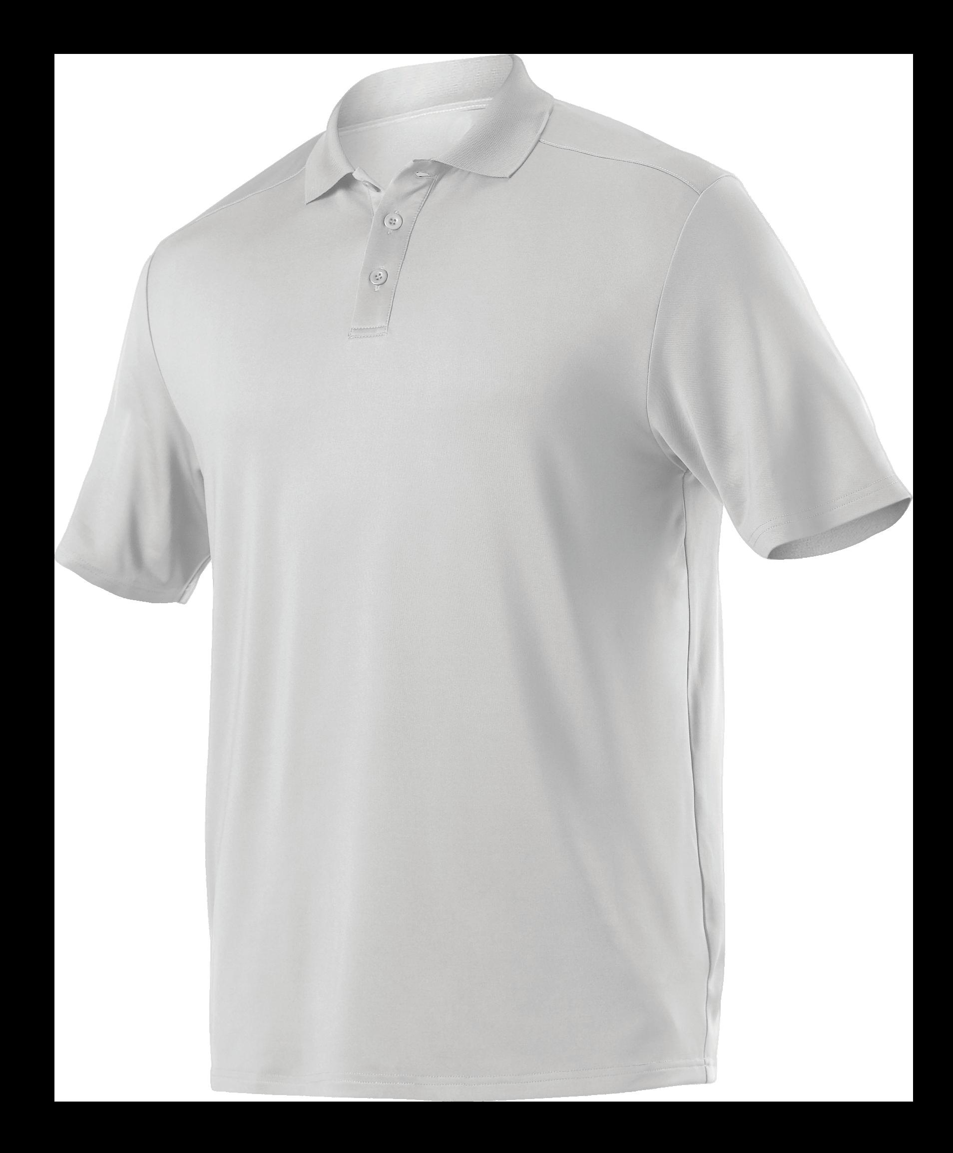 Adult Gameday Polo - White