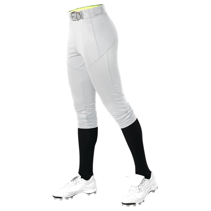 Womens Stealth Performance Fastpitch Pant - White
