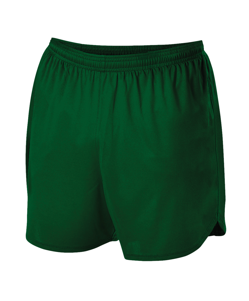 Womens Woven Track Short - Forest